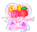Sweet Heart Ribbon.