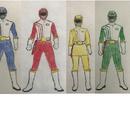 Turbo Sentai Raceranger
