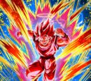 Victory-Sealing Super Attack Super Saiyan Goku (Angel) (Super Kaioken)