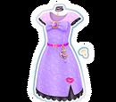 Romance Purple Coord