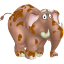 Brown Elephant.png