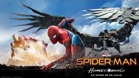 SPIDER-MAN HOMECOMING. ¡Ponte el traje y lánzate! En cines 28 de julio.