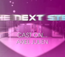 The Next Step Cast On...