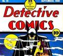 Detective Comics Vol.1 31