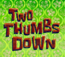 Two Thumbs Down (transcript)