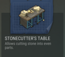 Stonecutter's Table