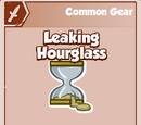 Leaking Hourglass