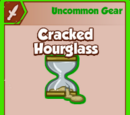 Cracked Hourglass
