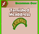 Tarnished Headdress