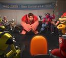 Lista de cameos en Wreck-It Ralph