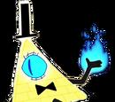 Bill Cipher (Canon)/Metal Mario875