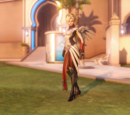 Mercy/Skins and Weapons