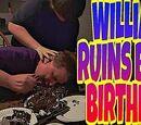 WILLIAM RUINS BILL'S BIRTHDAY!!!