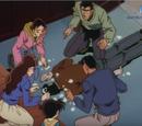El asesinato en el refugio de la nieve (1ª parte)