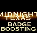 Midnight, Texas Wiki:Badge Boosting