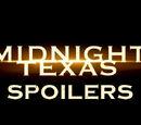 Midnight, Texas Wiki:Spoilers