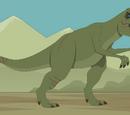 Tyrannosaurus Rex (Star Teens)