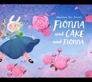 Fionna y Cake y Fionna