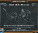 Clash of the Minions