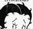 25 Courtesies