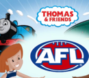 Thomas' Aussie Football Adventure