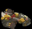 Doomfist/Sprays