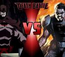 Batman (Thomas Wayne) vs. The Comedian