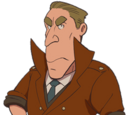 Inspector Ercule Hastings