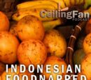 Intern Aaron Special: INDONESIAN FOODNAPPED