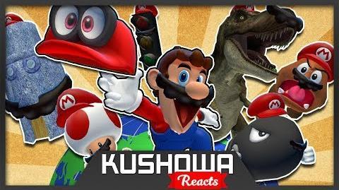 Kushowa Reacts to Stupid Mario Odyssey