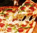 Mama, die Pizza wird kalt