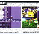 Sonic X-treme magazine scans