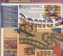 Sonic 3D magazine scans