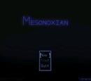 Mesonoxian