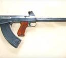 Yamakov assault rifle