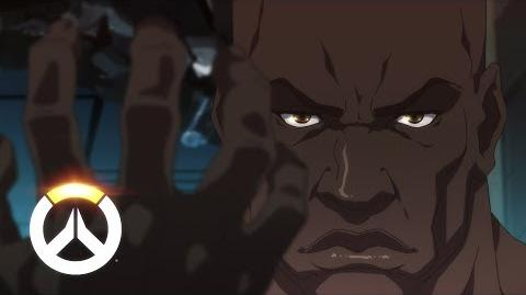 NEW HERO – COMING SOON Doomfist Origin Story Overwatch