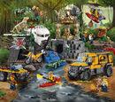 60161 Le site d'exploration de la jungle