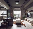 Cedrica Ackerman/Clarence and Cedrica's Apartment