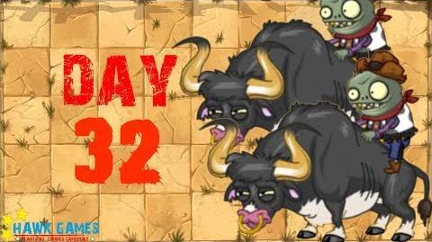 Wild West - Day 32
