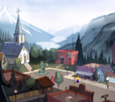 Gravity Falls Church
