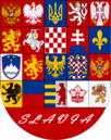 Coat of arms of slavia by vittoriomatteo.png