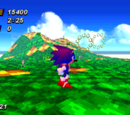 Sonic X-treme screenshots