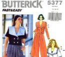 Butterick 5377 C