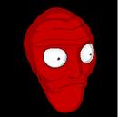Cromulon topper icon crimson.png