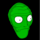 Cromulon topper icon forest green.png