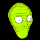 Cromulon topper icon lime.png
