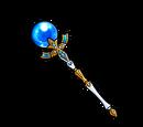White Knight's Staff (Gear)