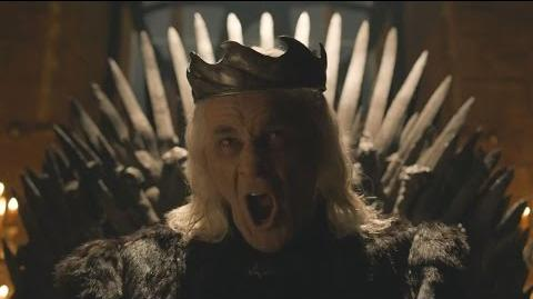 "Bran's Flashback - King Aerys ""Burn Them All!"""