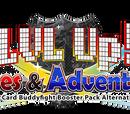 X Booster Set Alternative 3: LVL Up! Heroes & Adventurers!