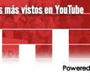 Lista de los vídeos más vistos en YouTube